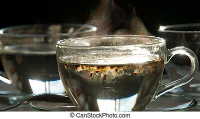 cuillère, café immédiat