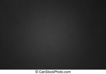 cuir, arrière-plan noir