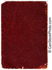 cuir, couverture livre