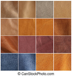 cuir, naturel, Arrière-plans