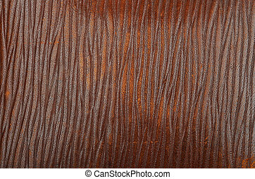cuir, naturel, fond