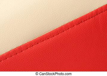 cuir, texture