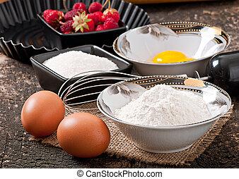 cuisant four ingrédients