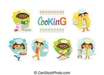 Cuisine classe gosses porter gosses color cuisine for Stage cuisine enfant