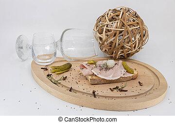 cuisine, beaujolais, festival, rustique, nouveau, rural, récolte