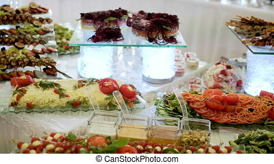 Cuisine Culinary Buffet Dinner Catering Dining Food...