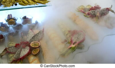 Cuisine Culinary Buffet Dinner Catering Dining Food Celebration Party Concept