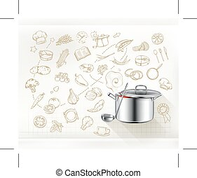 cuisine, infographics
