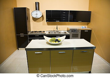 cuisine, intérieur