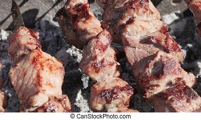 cuisine, kebabs