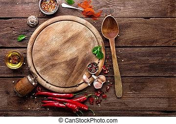 culinair, achtergrond