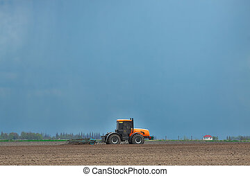 Cultivating the field