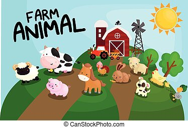 cultive animal