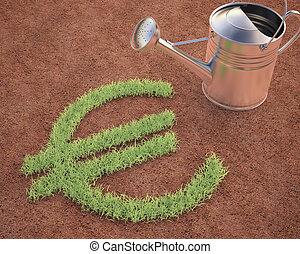 cultiver,  Euro