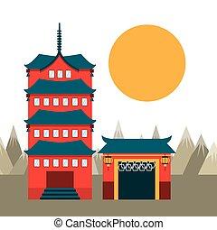 cultura, japonés