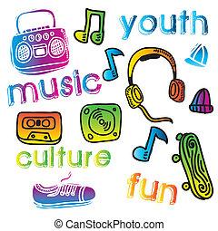cultura, juventude