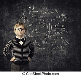 cultura, matematica, imparare, educazione, studente, bambino, bambini, matematica, capretto