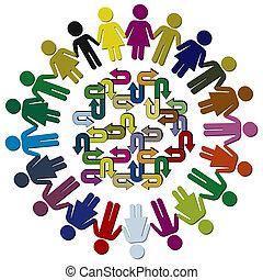 Cultural diversity of children