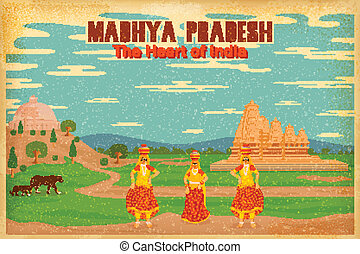 Culture of Madhya Pradesh