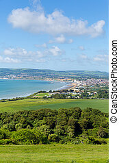 Culver Down to Shanklin Isle of Wig - Shanklin and Sandown...