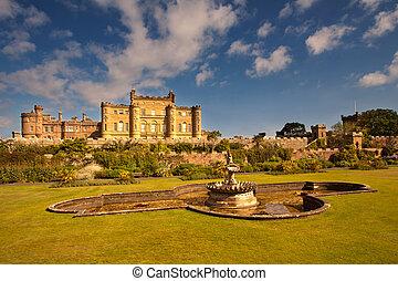 culzean, ayrshire, schottland, hofburg