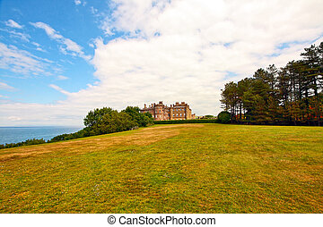 Culzean Castle, Ayrshire, Scotland