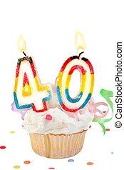 cumpleaños, 40th