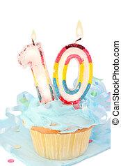 cumpleaños, décimo
