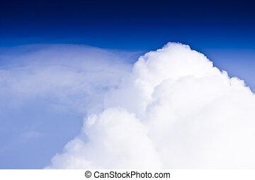 cumulonimbus, skyn
