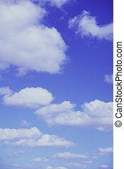 cumulus felhő