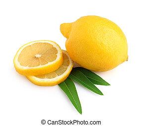cunhas, limão