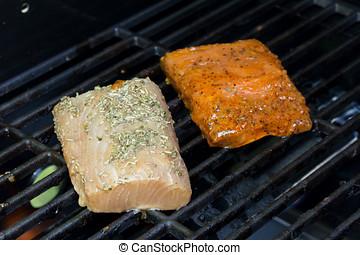 cuocere, fish