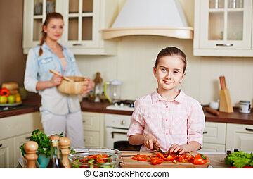 cuoco, poco