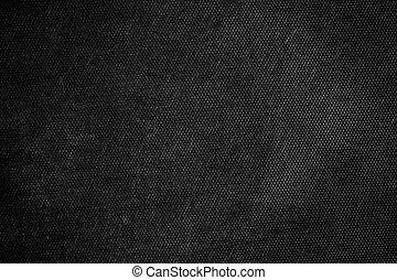 cuoio nero, struttura, fondo