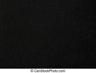 cuoio, nero, struttura, fondo