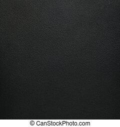 cuoio nero, struttura