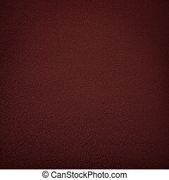 cuoio, o, fondo, struttura, rosso