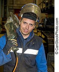 cuonstruction worker