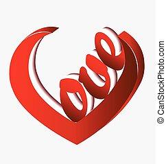 cuore, amore, valentina