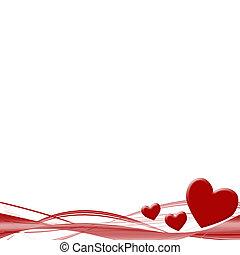 cuore, bordo