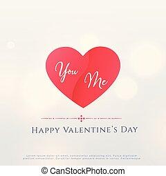 cuore, creativo, disegno, giorno, valentine