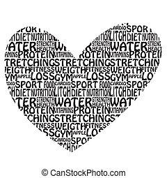 cuore, Estratto