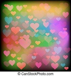 cuore, fondo