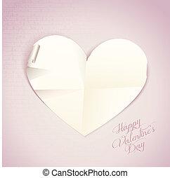 cuore, giorno, valentine