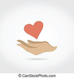 cuore, hand3