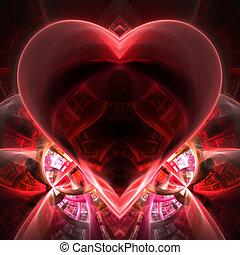 cuore, illustrazione