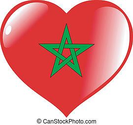 cuore, marocco