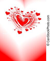cuore, romantico