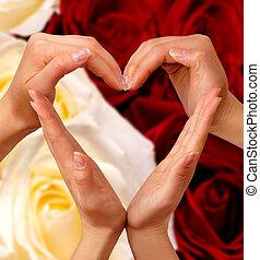 cuore, simbolo, 2