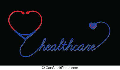 cuore, stetoscopio